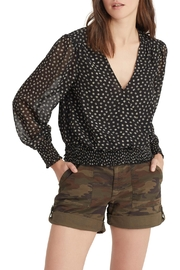 Sanctuary Cafe Blouse - Front cropped