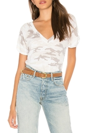 Sanctuary Camo Tee - Front cropped