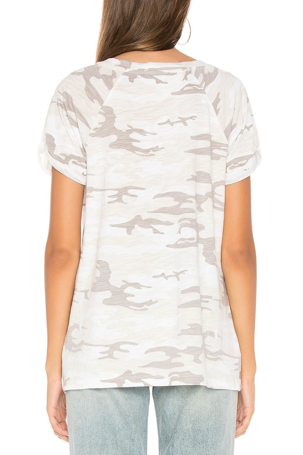 Sanctuary Camo Tee - Front Full Image