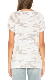 Sanctuary Camo Tee - Front full body