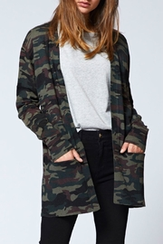 Sanctuary Camp Camo Cardi - Product Mini Image