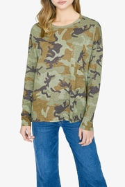 Sanctuary Carlee Camo Tee - Product Mini Image