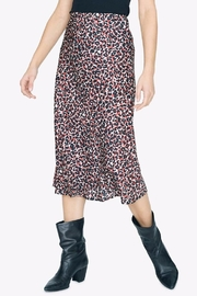 Sanctuary Cheetah Print Skirt - Side cropped
