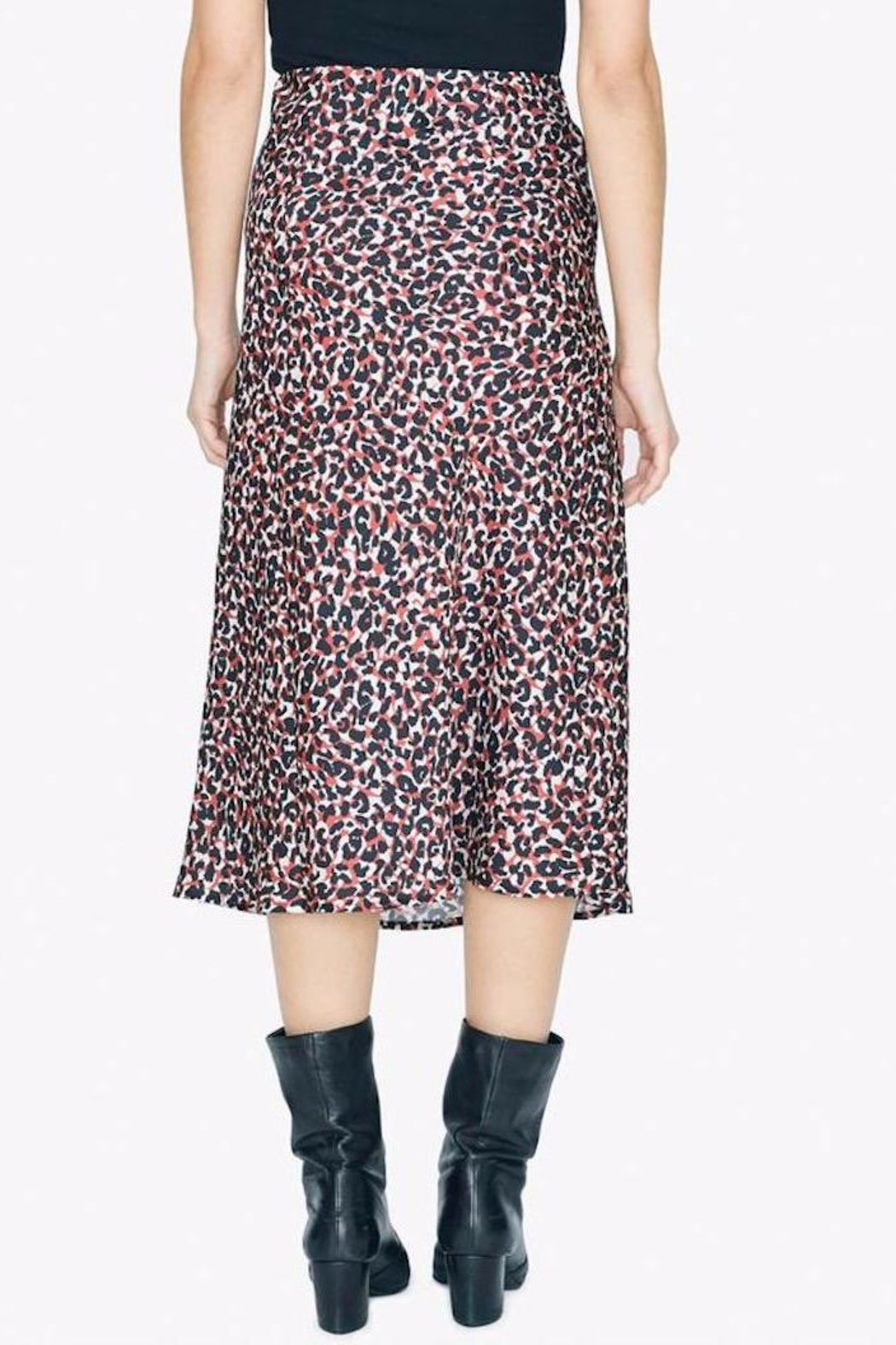 Sanctuary Cheetah Print Skirt - Front Full Image