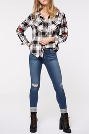 Sanctuary Clint Western Shirt - Front cropped