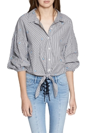 Sanctuary Clover Tie Shirt - Product Mini Image