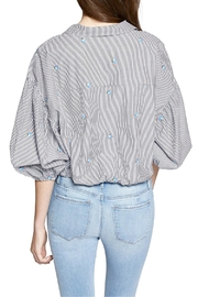 Sanctuary Clover Tie Shirt - Side cropped