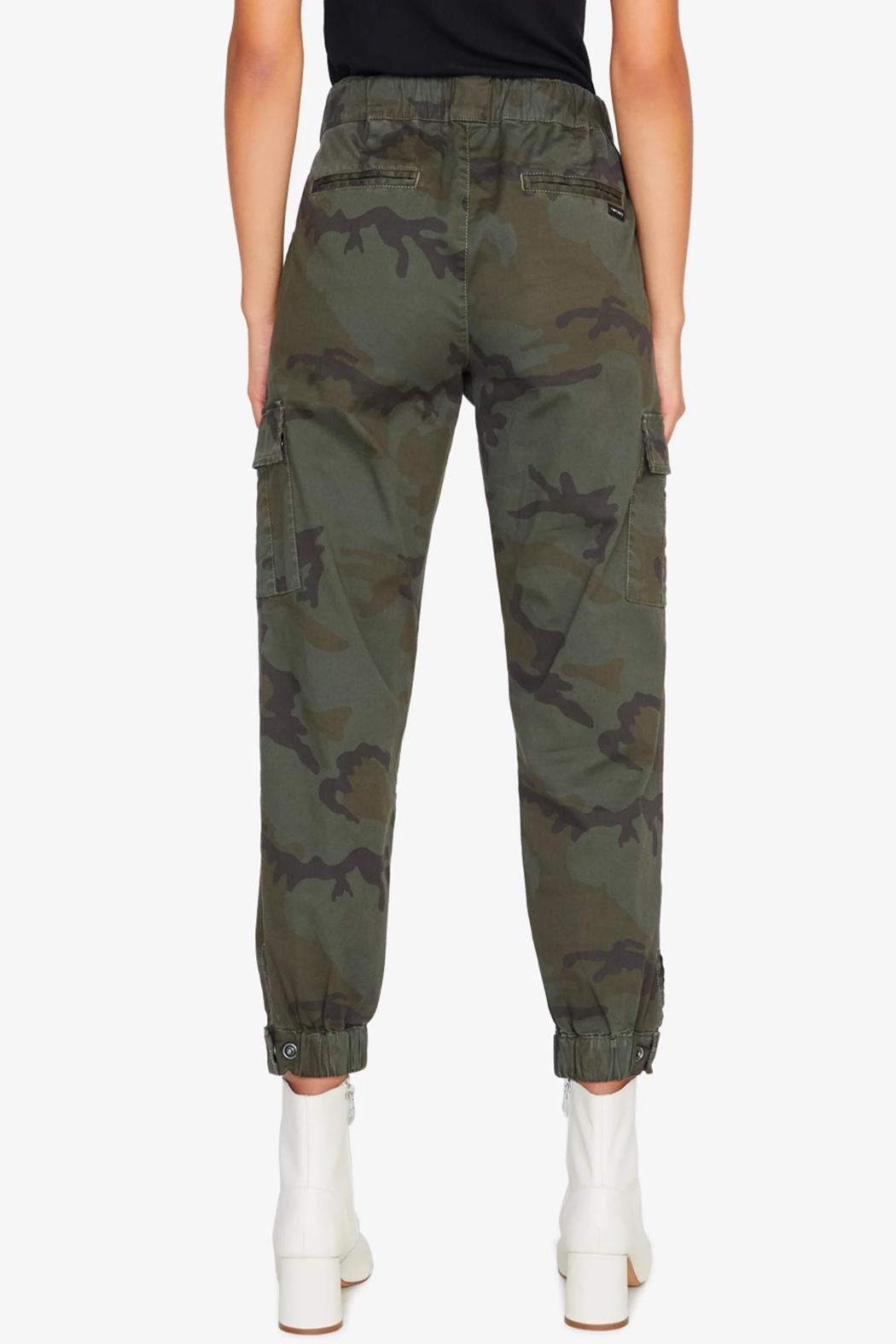 Sanctuary Commander Cargo Pant - Side Cropped Image
