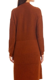 Sanctuary Relaxed Ribbed Duster - Front full body
