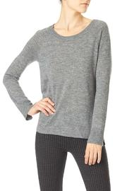 Sanctuary Crew Cut Sweater - Front cropped