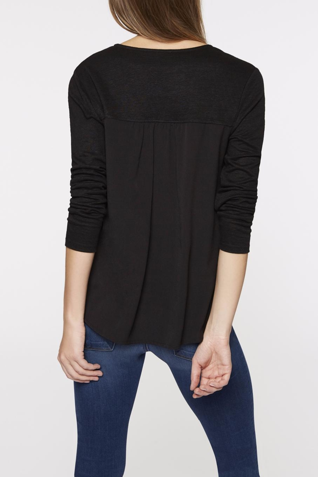 Sanctuary Daily Mix V Neck Top - Front Full Image