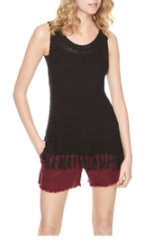 Sanctuary Dion Fringe Top - Front cropped