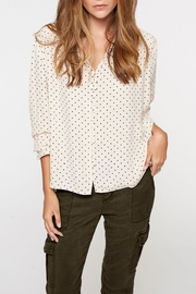 Sanctuary Dot Blouse - Product Mini Image