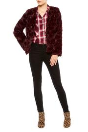 Sanctuary Faux Real Chubby Jacket - Product Mini Image