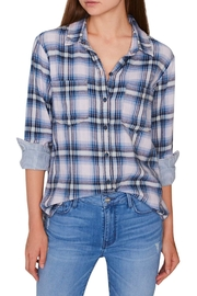 Sanctuary Favorite Boyfriend Shirt - Front cropped