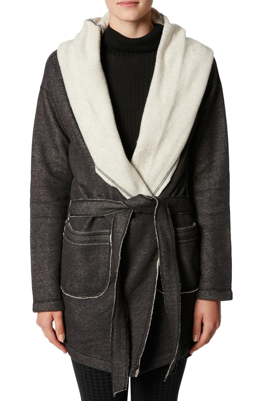 Sanctuary Fleece Wrap Jacket from Orange County by Just Basics ...