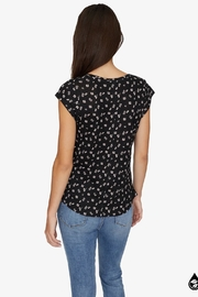 Sanctuary Floral Alma Tee - Front full body