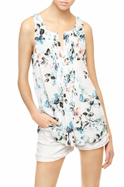 Sanctuary Floral Shell - Front full body