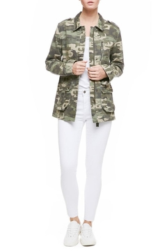 Shoptiques Product: Green Camouflage Jacket