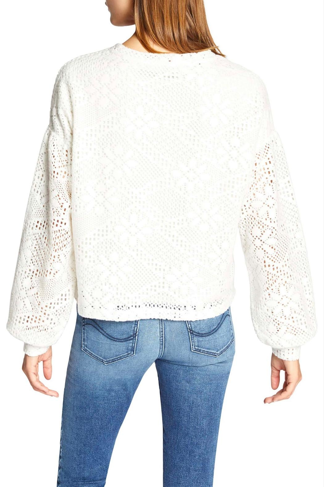 Sanctuary Geneva Lace Pullover - Side Cropped Image