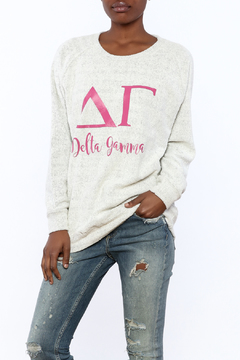 Sanctuary Home And Gifts Delta Gamma Slubbie Shirt - Product List Image