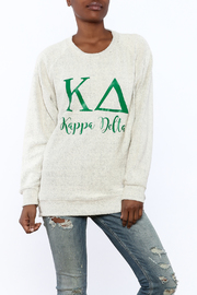 Sanctuary Home And Gifts Kappa Delta Slubbie Shirt - Product Mini Image