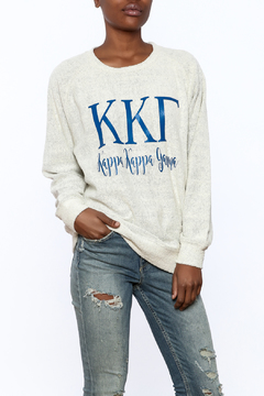 Sanctuary Home And Gifts Kappa Kappa Gamma Slubbie Shirt - Product List Image