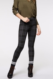 Sanctuary Hunter Plaid Legging Pants - Product Mini Image