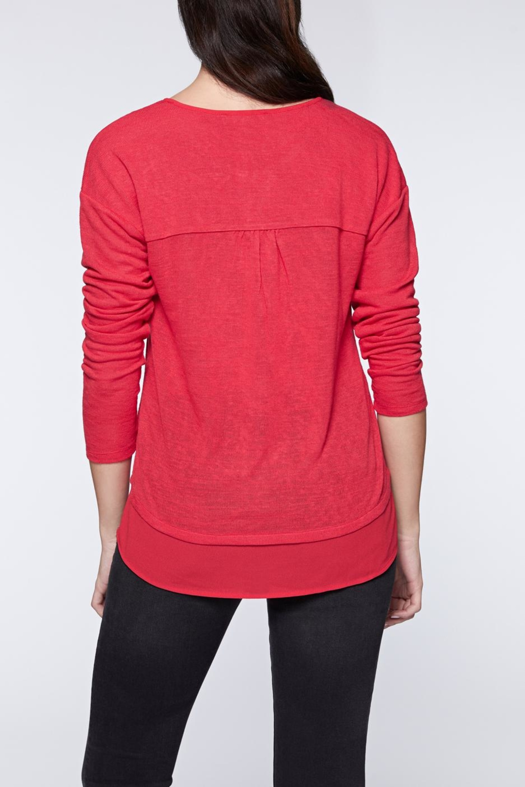 Sanctuary Knit Tee - Front Full Image