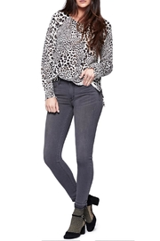 Sanctuary Leopard Crew Sweater - Other