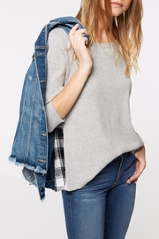 Sanctuary Meri Mix Sweater - Side cropped