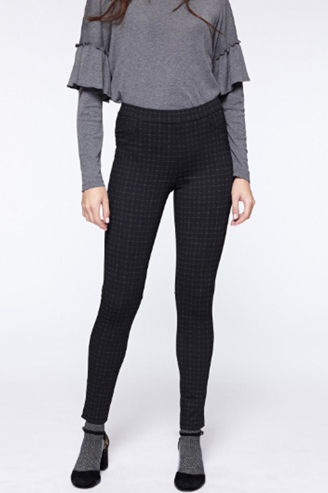 Sanctuary Miles Plaid Legging - Main Image