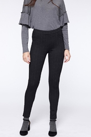 Sanctuary Miles Plaid Legging - Front cropped
