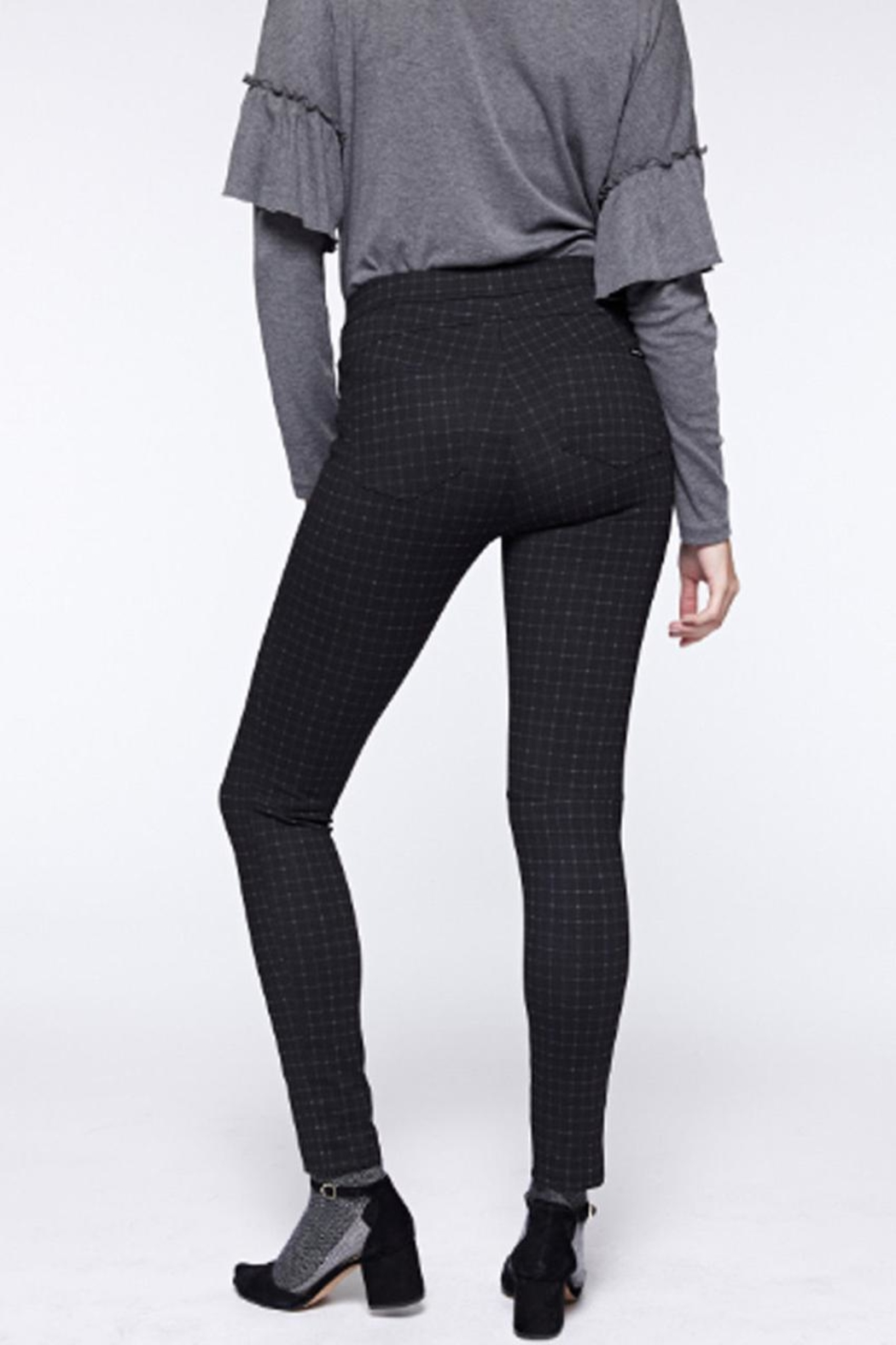 Sanctuary Miles Plaid Legging - Front Full Image