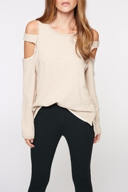 Sanctuary Park Slope Sweater - Front cropped