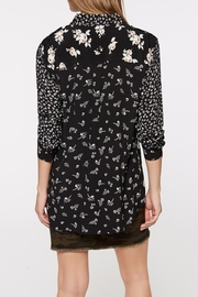 Sanctuary Patchwork Uptown Blouse - Front full body