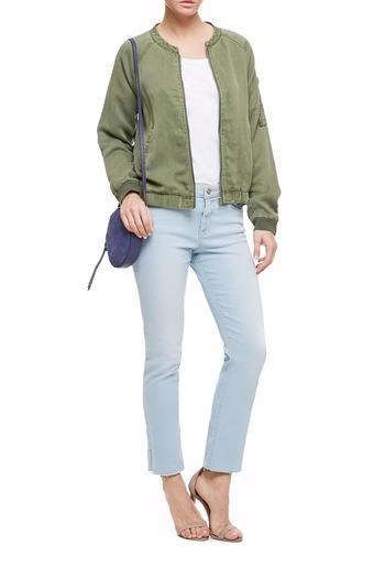 Shoptiques Product: Pilot Bomber Jacket - main