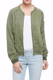 Shoptiques Product: Pilot Bomber Jacket - Front full body