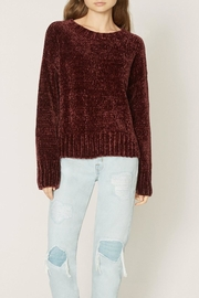 Sanctuary Plush Chenille Pullover - Product Mini Image