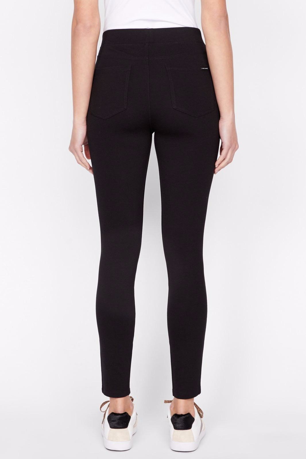 Sanctuary Ponte Runway Pant - Side Cropped Image