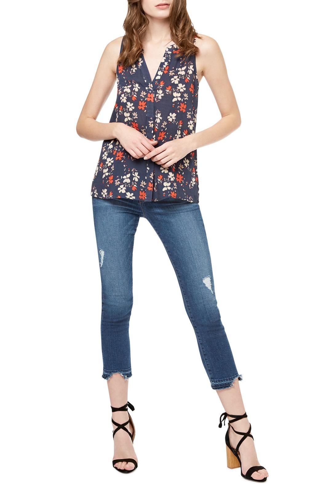 Sanctuary Joey Shell Tank Top - Side Cropped Image