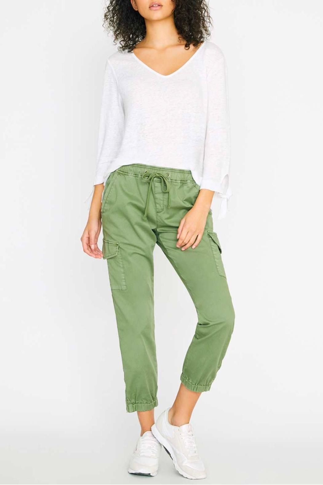 Sanctuary Pull-On Trooper Pant - Back Cropped Image