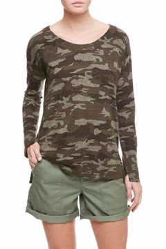 Shoptiques Product: Renee Printed Camo