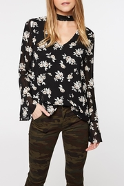 Sanctuary Rosie Tie Blouse - Product Mini Image