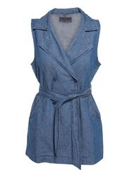 Sanctuary Walker Vest - Front cropped