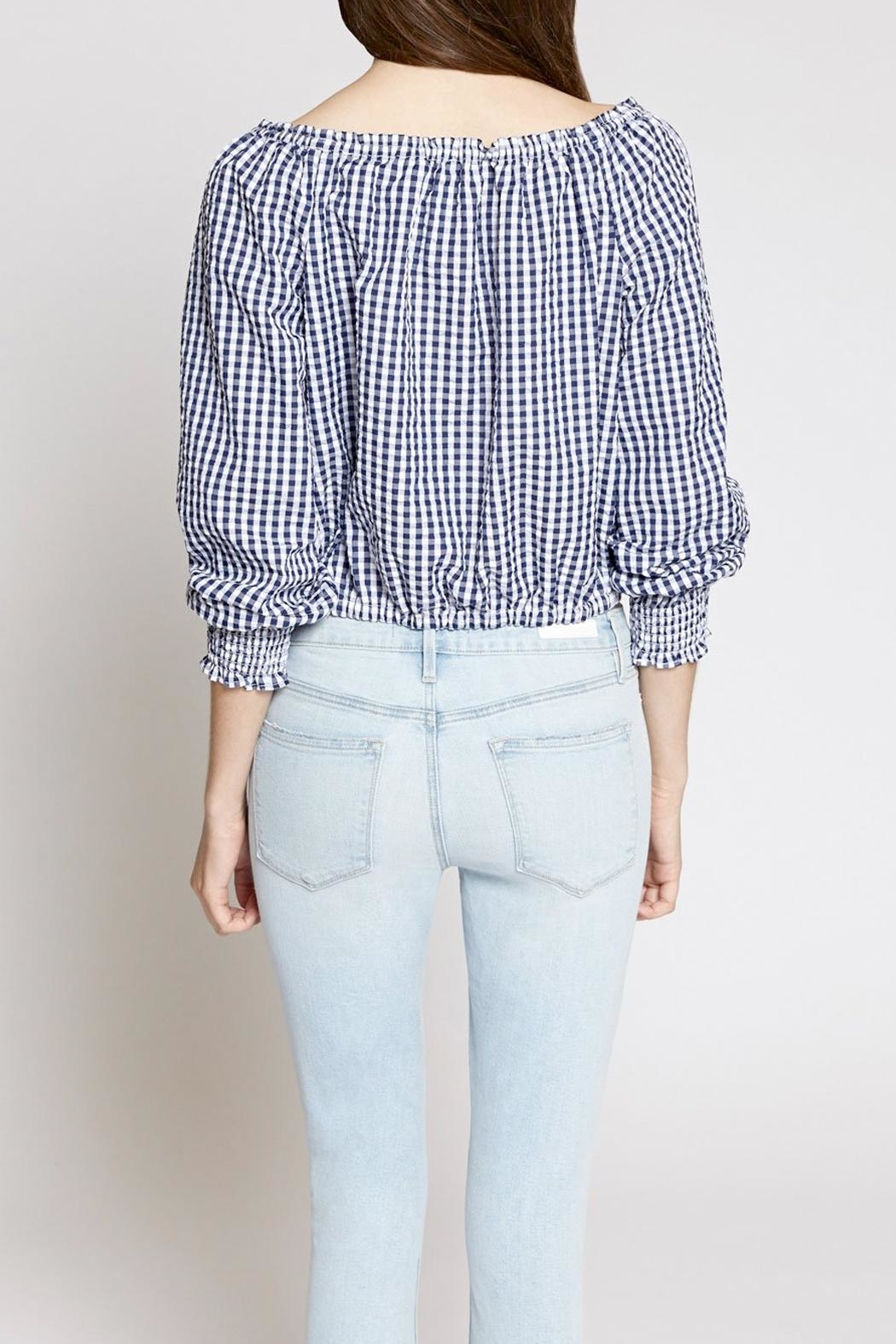 Sanctuary Claire Off-The-Shoulder Top - Side Cropped Image