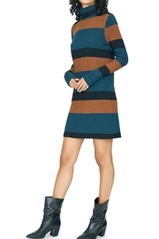Sanctuary Turtleneck Sweater Dress - Side cropped