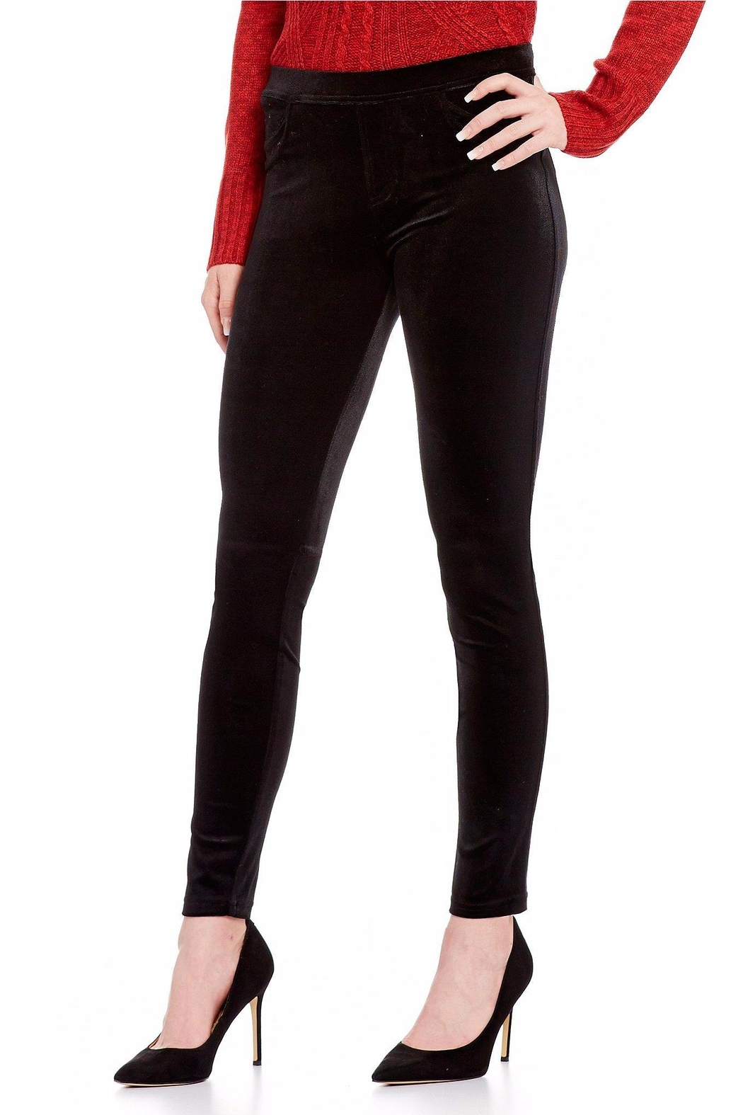 Sanctuary Velvet Grease Legging - Main Image