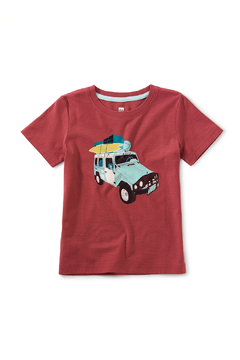 Tea Collection  Sand Cruiser Graphic Tee - Product List Image