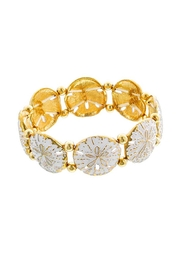 Wild Lilies Jewelry  Sand Dollar Bracelet - Product Mini Image